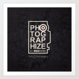 PhotographizeMag Art Print