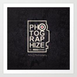 PhotographizeMag Art Print
