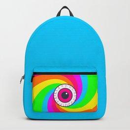 Neon Gaze Backpack