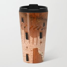Manitou Cliff Dwelling, Colorado Travel Mug