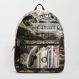 In Queens Vintage Backpack