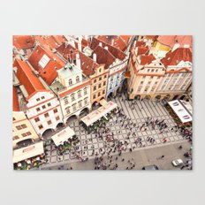 PRAGUE 1 Canvas Print