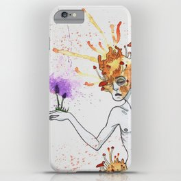 Mutation iPhone Case