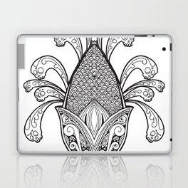 Cincalco art from the exican underworld. Laptop & iPad Skin
