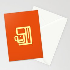 Coffee: The Machine Stationery Cards
