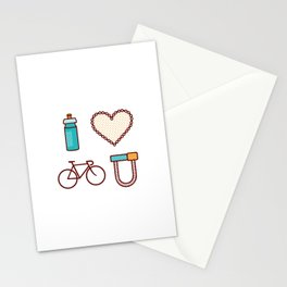 I ♥ 2 Ride U Stationery Cards