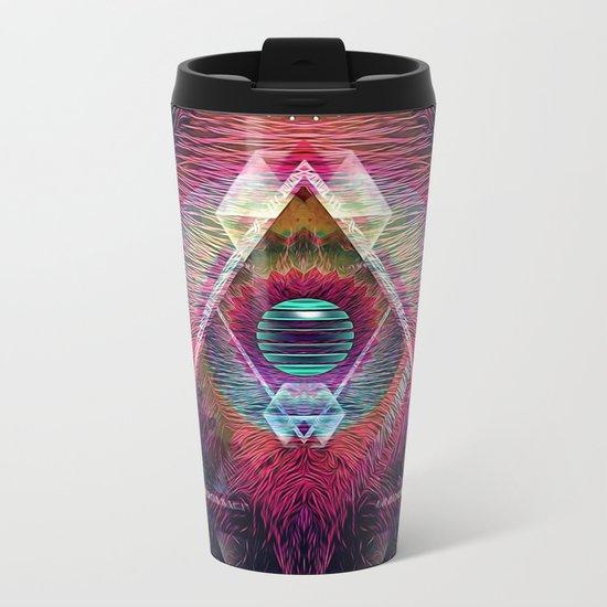 A_ Metal Travel Mug