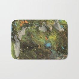 Acrylic Paint Pour (Dirty Pour) 1 Bath Mat