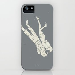 Head Over Heels iPhone Case