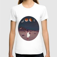 planets T-shirts featuring Planets by Cs025