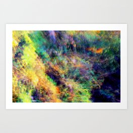 Abstraction.09 Art Print