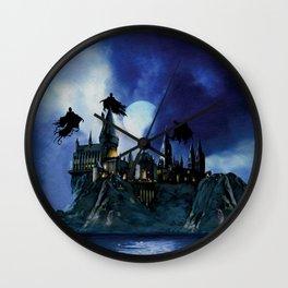 Dementor Attack Wall Clock