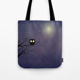 Night Owl ~~ Tote Bag