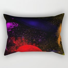 Boundless Space Collection Rectangular Pillow