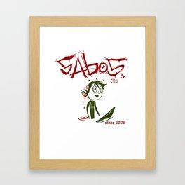 Sabos Framed Art Print