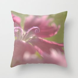 like a butterfly Throw Pillow