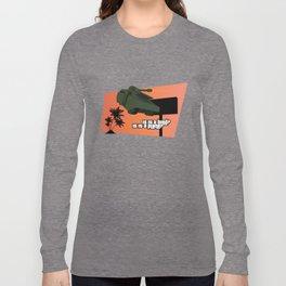 Flying Tank Long Sleeve T-shirt