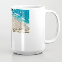 The world is a book, and those who do not travel read only one page. Coffee Mug