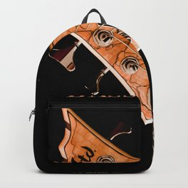 Engine of the Band (Color) Backpack