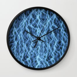 Force Storm Wall Clock