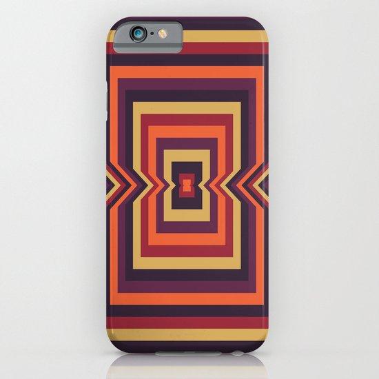 Squared Vortex iPhone & iPod Case