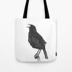 Tordo - Blackbird Tote Bag