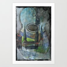 Beautiful Music  Art Print
