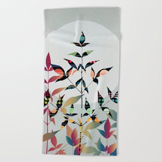 Flutter Beach Towel