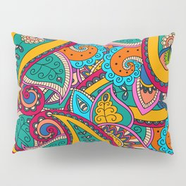 African Style No22 Pillow Sham