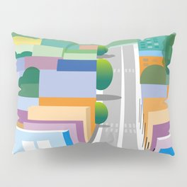 San Luis Obispo Pillow Sham