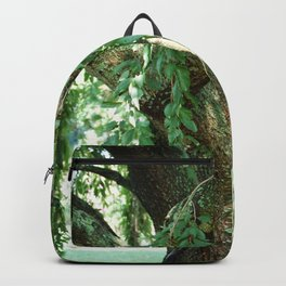 Summer Time Tree Backpack