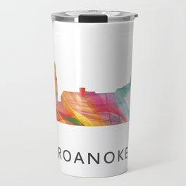 Roanoke Virginia Skyline WB1 Travel Mug