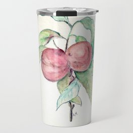Prunus Persica (Peach) Travel Mug