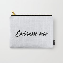 102. Kiss Me Carry-All Pouch