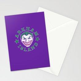 Arkham Island Stationery Cards