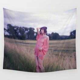 Big Girls Cry Wall Tapestry