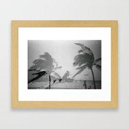 FFFly Framed Art Print