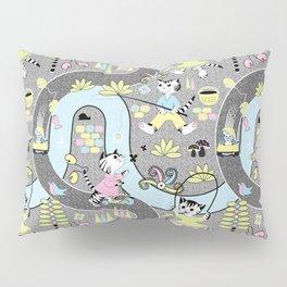 3 Little Kittens Pillow Sham