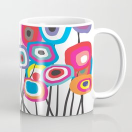 Whimsical Flowers ll Coffee Mug
