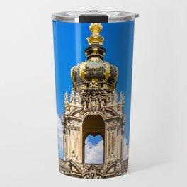 Zwinger in Dresden Travel Mug