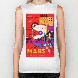 Mars Tour : Galaxy Space Biker Tank