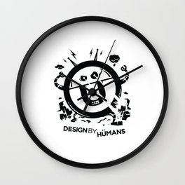 Dbh artist series rob Wall Clock
