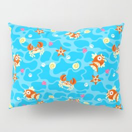 Bubble Beach Pillow Sham