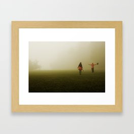 Welcome to the Circus. II Framed Art Print