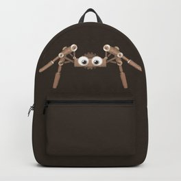 Itzy , the cute little robotic spider Backpack