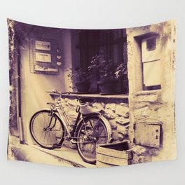 Vintage Day Out Wall Tapestry
