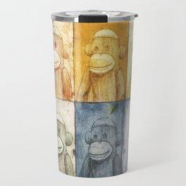 Pop Monkeys Travel Mug