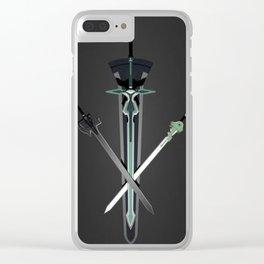 Sao Clear iPhone Case
