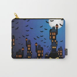 Haunted Village Carry-All Pouch