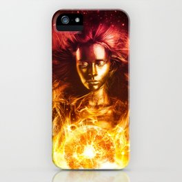 Alcyone iPhone Case
